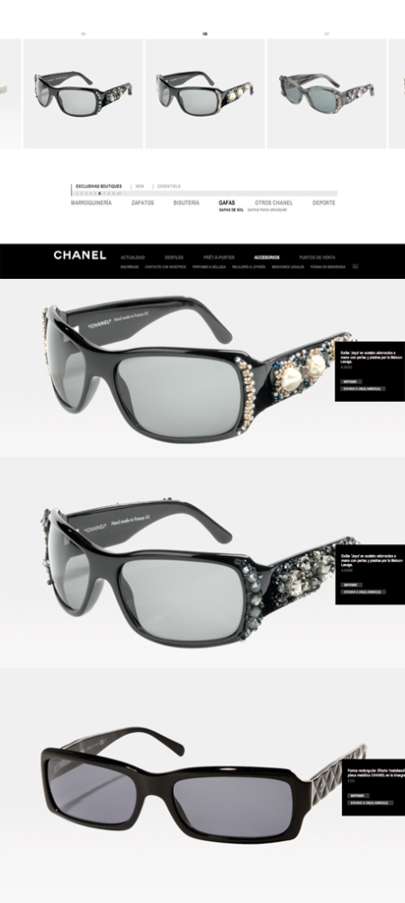 chanelgafas2009