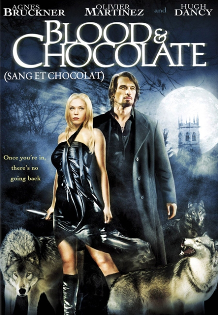 Blood&Chocolate, Sang et Chocolat, La marca del lobo, Blood&Chocolate poster, Sang et Chocolat poster, La marca del lobo cartel, retoque photoshop, katanga73, katanga73.wordpress.com, katarama