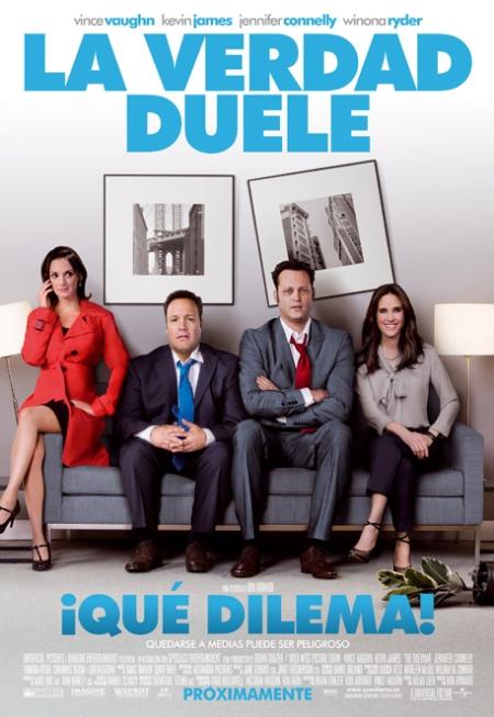¡Qué Dilema!, ¡Qué Dilema! poster, ¡Qué dilema! cartel, ¡Qué Dilema! retoque photoshop, katanga73, katanga73.wordpress.com, katarama