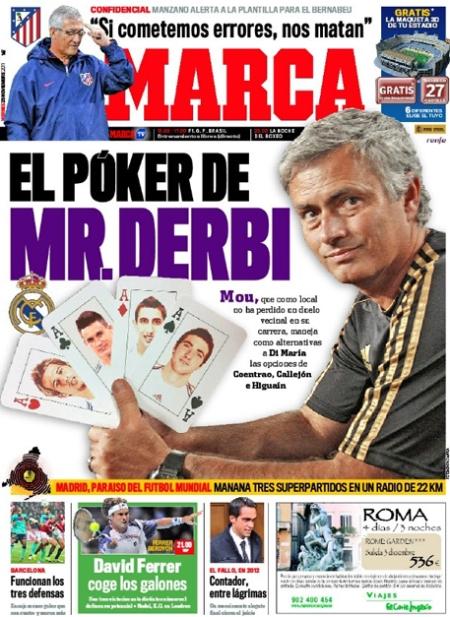 Marca portada 25/11/11, Diario Marca portada 25/11/11, Marca portada retoque photoshop, katanga73, katanga73.wordpress.com, katarama