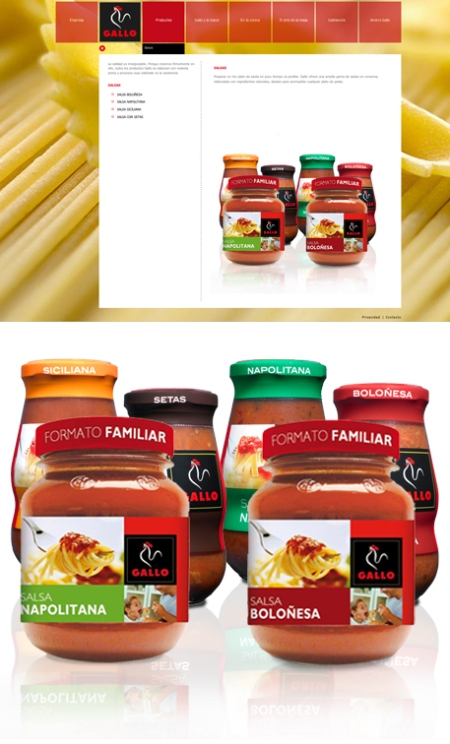 Gallo salsas, Gallo salsas retoque photoshop, katanga73, katanga73.wordpress.com, katarama