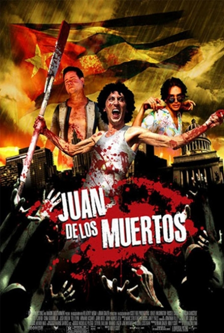 juan de los muertos poster, juan de los muertos cartel, juan de los muertos retoque photoshop, katanga73, katanga73.wordpress.com, katarama