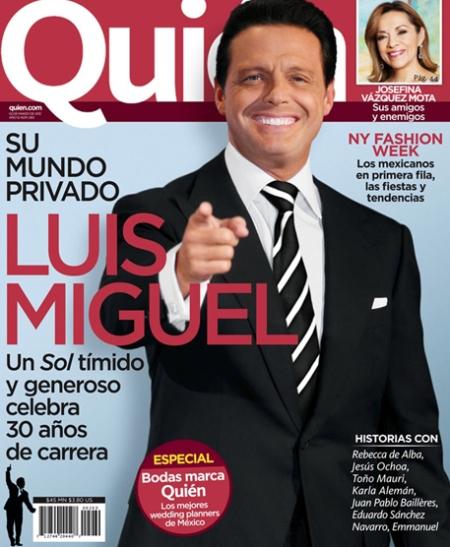 Revista Quién Luis Miguel, Portada Quién Luis Miguel, Quién Luis Miguel retoque photoshop, katanga73, katarama, katanga73.wordpress.com