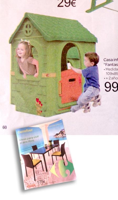 Carrefour, carrefour catálogo verano 2012, carrefour retoque photoshop, katanga73, katanga73.wordpress.com, katarama