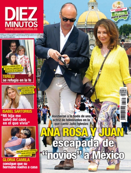 revista Diez Minutos Ana Rosa Quintana, portada Diez Minutos Ana Rosa, diez minutos ana rosa photoshop, katanga73, katanga73.wordpress.com, katarama