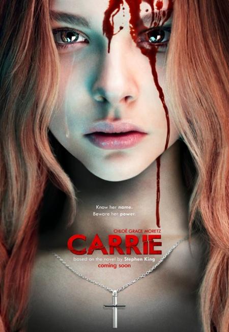 Carrie 2012, carrie 2012 poster, carrie 2012 cartel, carrie chloë moretz, carrie 2012 retoque photoshop, katanga73, katanga73.wordpress.com, katarama