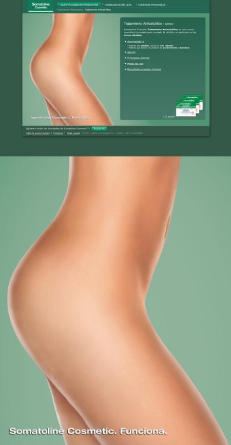 Somatoline Cosmetics, somatoline cosmetics anticelulítica, somatoline cosmetics retoque photoshop, katanga73, katanga73.wordpress.com, katarama
