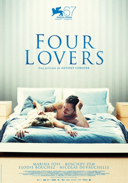 Four Lovers, four lovers poster, four lovers cartel, four lovers retoque photoshop, katanga73, katanga73.wordpress.com, katarama