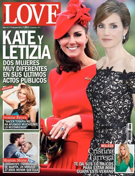 revista love kate y leticia, portada love kate y leticia, love kate y leticia retoque photoshop, katanga73, katanga73.wordpress.com, katarama