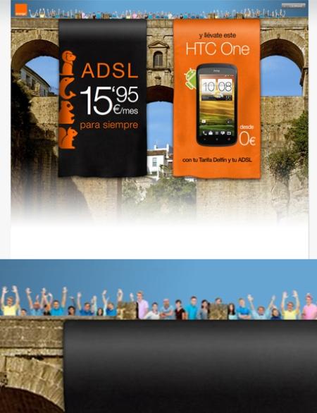 Orange banner, Orange banner puente, Orange retoque photoshop, katanga73, katanga73.wordpress.com, katarama