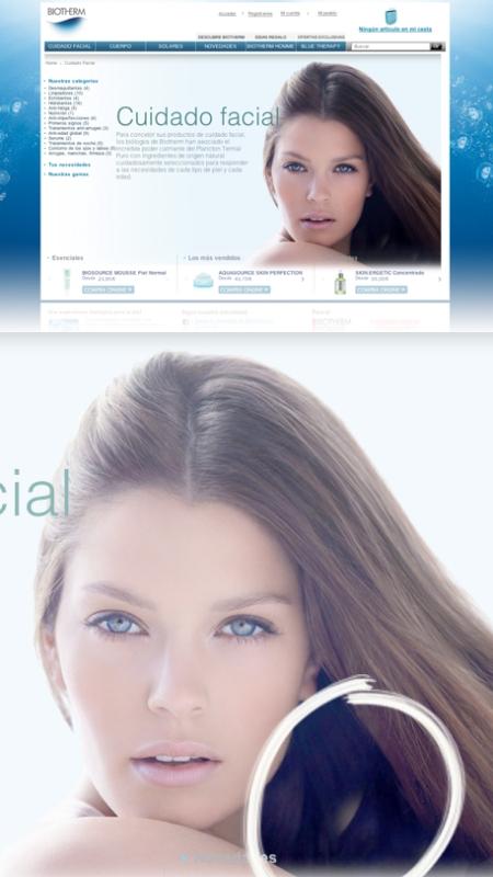 biotherm cuidado facial, biotherm retoque photoshop, katanga73, katanga73.wordpress.com, katarama