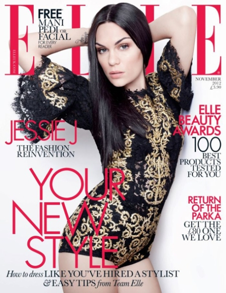 Elle Jessie J, portada Elle Jessie J, elle jessie j retoque photoshop, katanga73, katanga73.wordpress.com, katarama