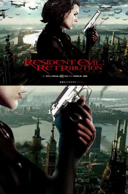 Resident Evil 5: Venganza, resident evil venganza, resident evil venganza retoque photoshop, katanga73, katanga73.wordpress.com, katarama