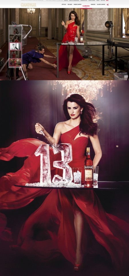 calendario Campari 2013, calendario campari 2013 penélope cruz, calendario campari 2013 retoque photoshop, katanga73, katanga73.wordpress.com, katarama