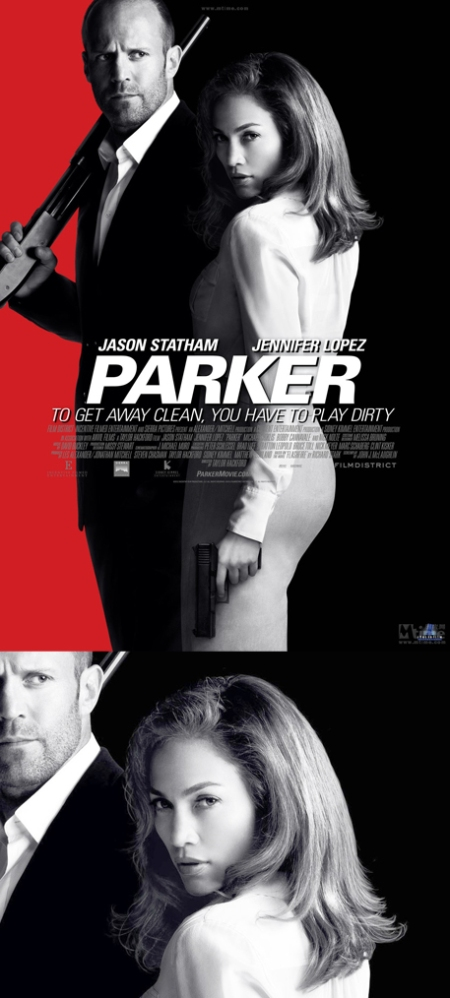 Parker poster, Parker cartel, Parker retoque photoshop, katanga73, katanga73.wordpress.com, katarama