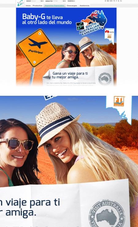 baby-G by casio, casio baby-G australia, casio baby-g retoque photoshop, katanga73, katanga73.wordpress.com, katarama