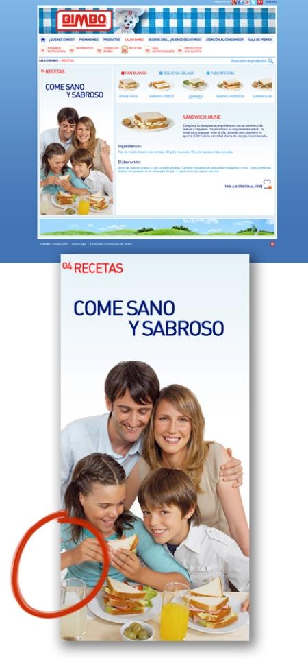 bimbo recetas retoque photoshop, katanga73, katanga73.wordpress.com, katarama