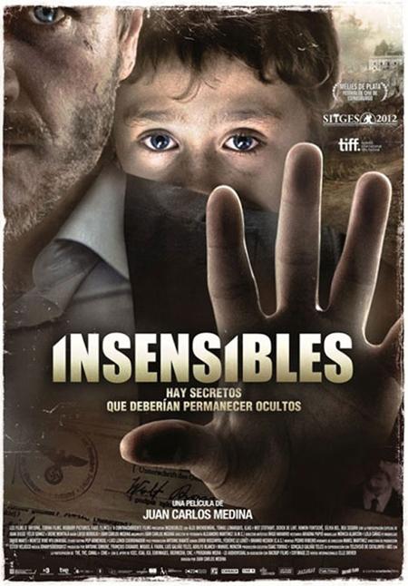 insensibles poster, insensibles cartel, insensibles retoque photoshop, katanga73, katanga73.wordpress.com, katarama