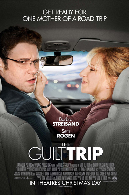 The Guilt Trip poster, the guilt trip cartel, the guilt trip retoque photoshop, katanga73, katanga73.wordpress.com, katarama