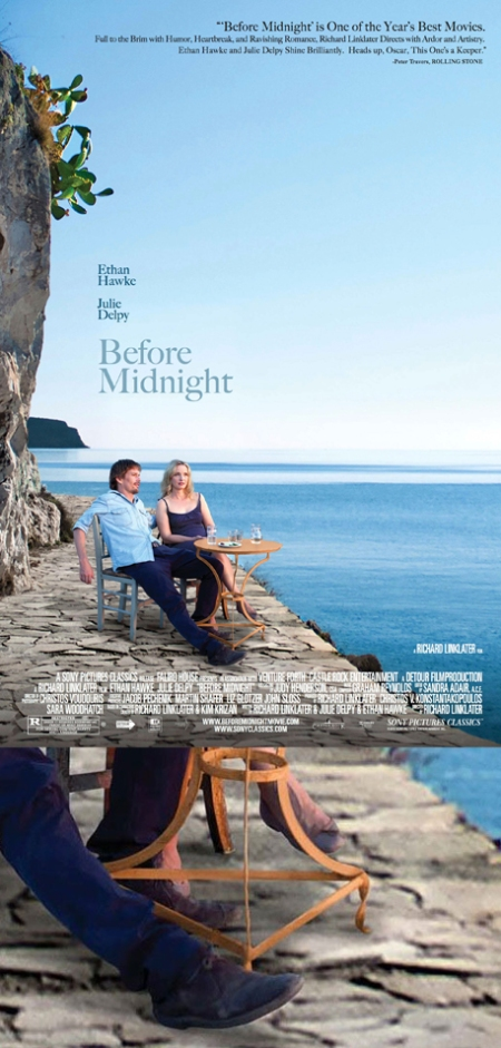 before midnight poster, before midnight cartel, before midnight retoque photoshop, katanga73, katanga73.wordpress.com, katarama